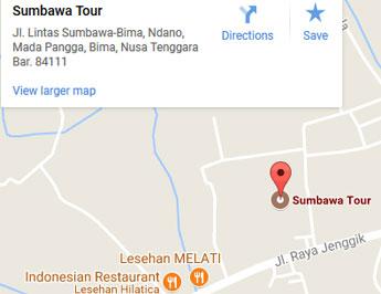 SUMBAWA TRIP 4D 3N (option 2) 2-4 pax  